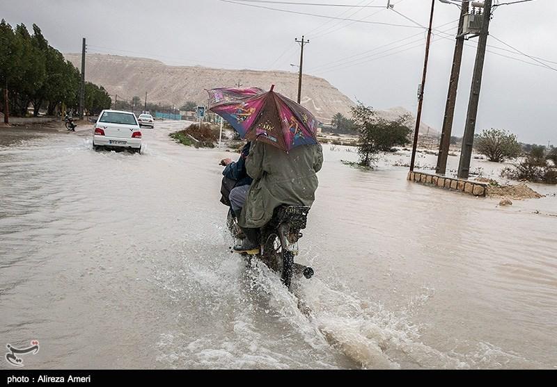 هشدار برای آمادهباش تخلیه 4 روستای حاشیه شیراز/ حرکت سیلاب به سمت مناطق جنوبی