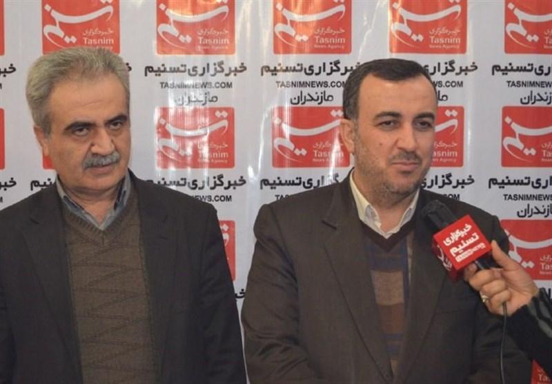 قاسم شهابی مدیرعامل توزیع برق مازندران
