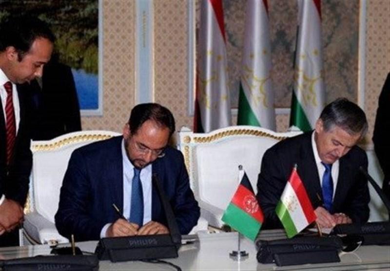 افغانستان و تاجیکستان برای همکاری مشترک اطلاعاتی توافق کردند