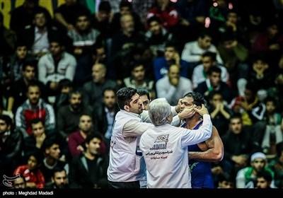 رقابت های جام جهانی کشتی آزاد در کرمانشاه -4