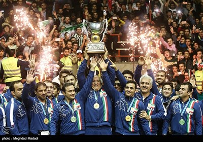 Iran Defeats USA 5-3 to Win Freestyle World Cup