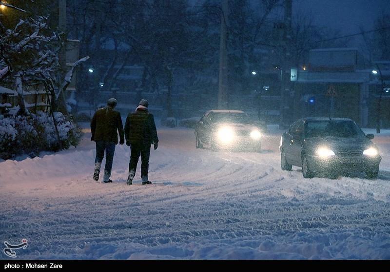 برف و باران و یخ در جادههای کشور؛ امروز و فردا سفر نروید