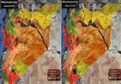 بالخریطة.. کیف تغیرت خارطة السیطرة فی سوریا خلال الأشهر الثلاثة الأخیرة؟