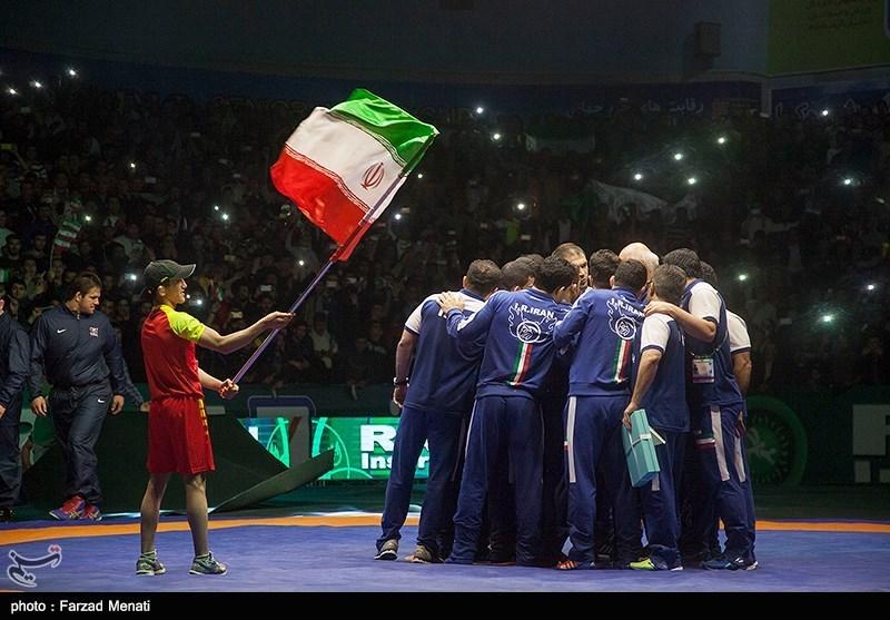 بازتاب قهرمانی ایران و حضور تیم آمریکا در رسانههای بینالمللی