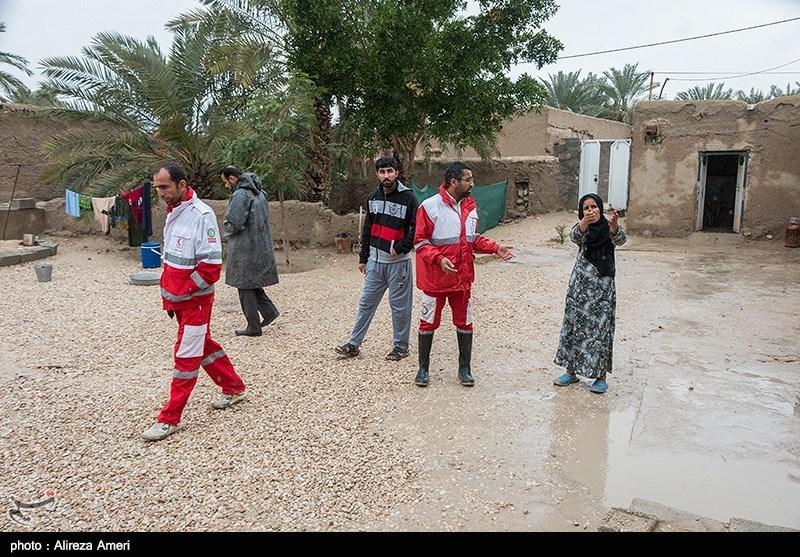 امدادرسانی به 6665 نفر در سیلاب فارس/ 1850 اکیپ خدمت رسانی کردند