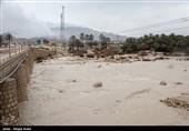 کمکرسانی سپاه فجر به سیلزدگان فارس/ عملیات بازگشایی راهها با امکانات مهندسی ادامه دارد