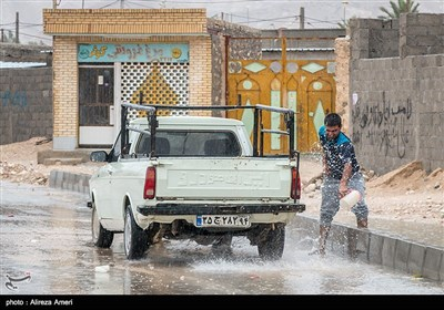 سیلاب استان فارس