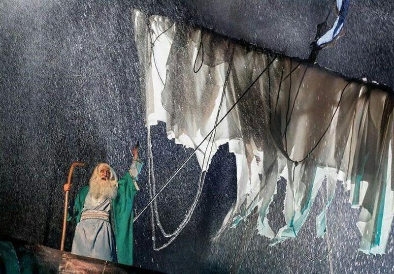 تمدید اجرای نمایش بزرگ فصل شیدایی در شیراز