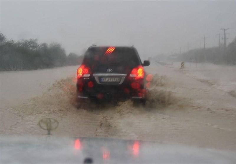 4 محور مواصلاتی استان بوشهر مسدود است/بازگشایی پل کلل در دشتستان