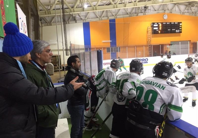 کنار گذاشته شدن تیم ملی هاکی روی یخ ایران از بازیهای آسیایی با اشتباه کمیته ملی المپیک!