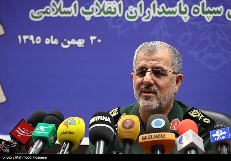 US Admits Inability to Exercise Power over Region: IRGC Commander