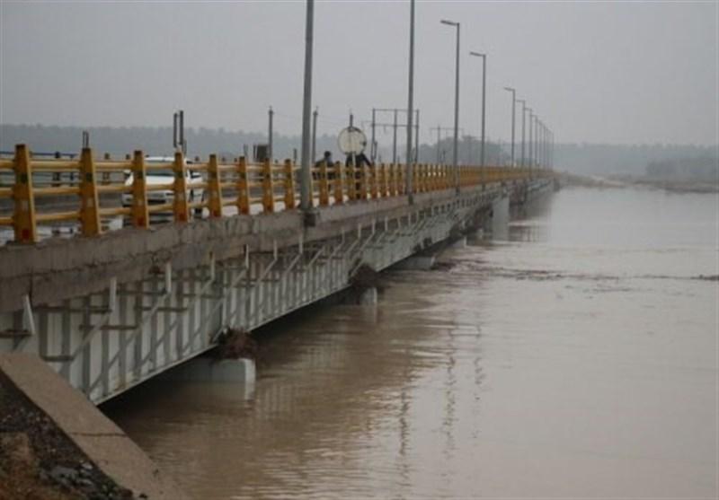 پل کلل در شهرستان دشتستان بازگشایی شد