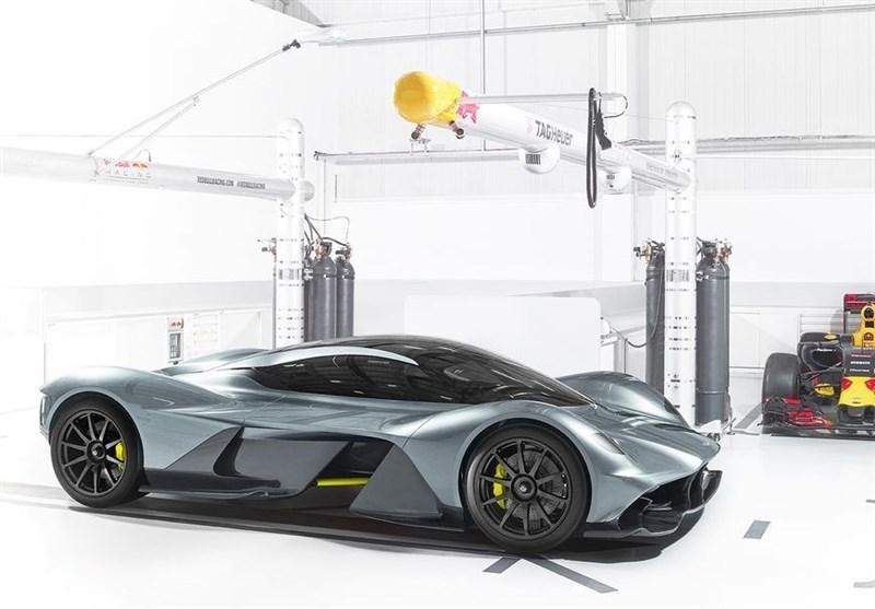 یکی از برترین خودروهای نمایشگاه تورنتو+عکس