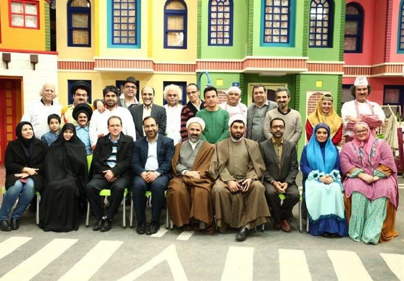 بازدید رئیس و اعضای کمیسیون فرهنگی مجلس از پشت صحنه «محله گل و بلبل »