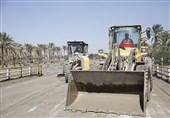 53 تیم راهداری برای بازگشایی مسیرهای مسدود شده استان بوشهر اعزام شدند