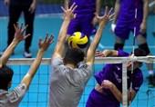 برتری تیم والیبال نوجوانان ایران مقابل مصر در دیداری تدارکاتی