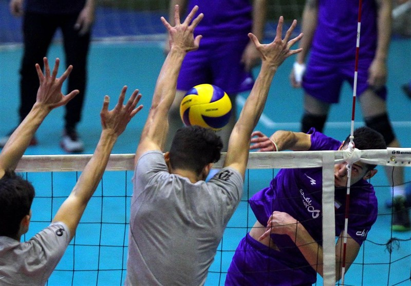 Iran Loses to S. Korea in Asian Boys' U-19 Volleyball Championship