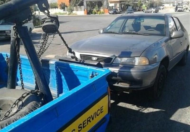 کانون جهانگردی و اتومبیلرانی مافیای امداد خودرو جاده ای است/معرفی مقصر ریختن گازوئیل در جاده شمال