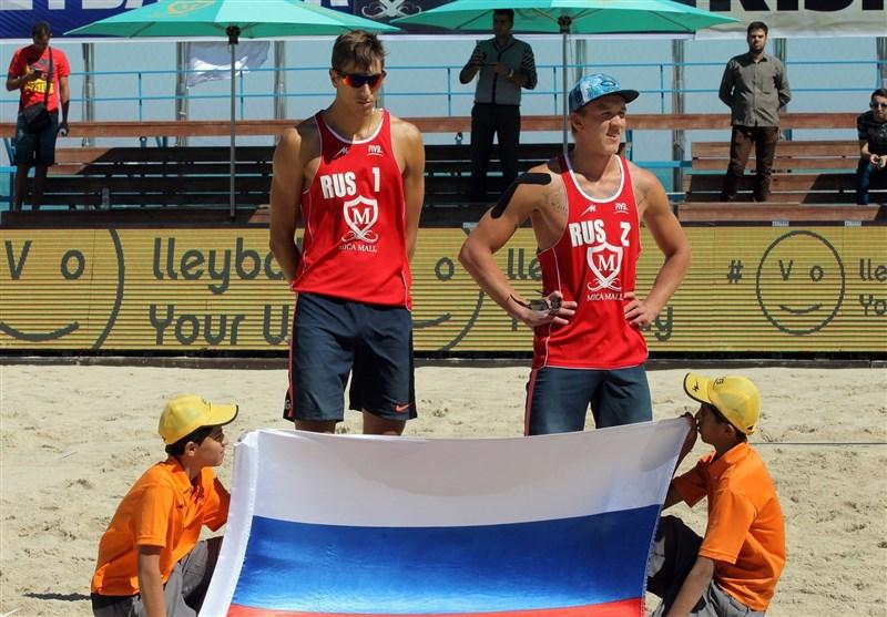 والیبال ساحلی روسیه