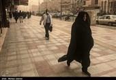 تداوم پدیده گرد و غبار در خوزستان/ کیفیت هوا تا فردا پایین است