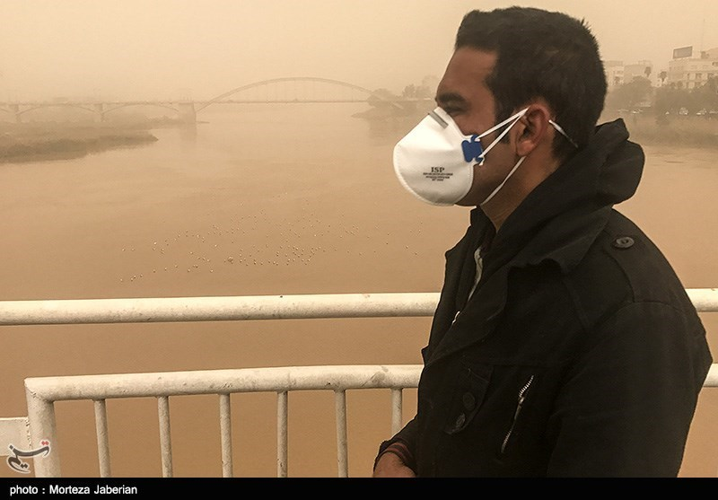 Iranian Parliament Urges Int'l Cooperation for Tackling Dust Pollution