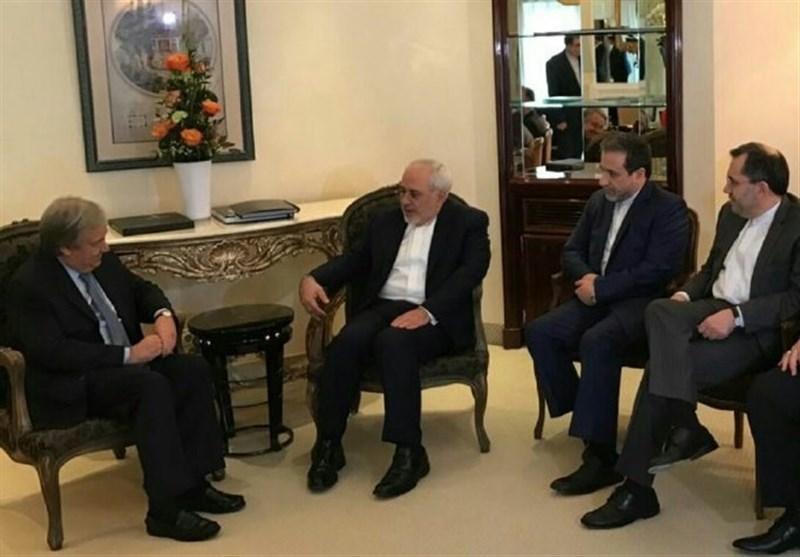 Iran's FM Urges More Active UN Role in Settling World Crises