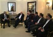 دیدار ظریف با همتای نروژی و وزیر دفاع پاکستان