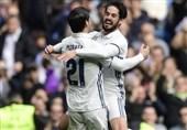 تداوم صدرنشینی رئال مادرید با پیروزی بر اسپانیول/ بیل در شب بازگشت به میادین گل زد