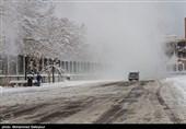 بارش برف و باران نوروزی در 12 استان کشور؛ ترافیک در هراز