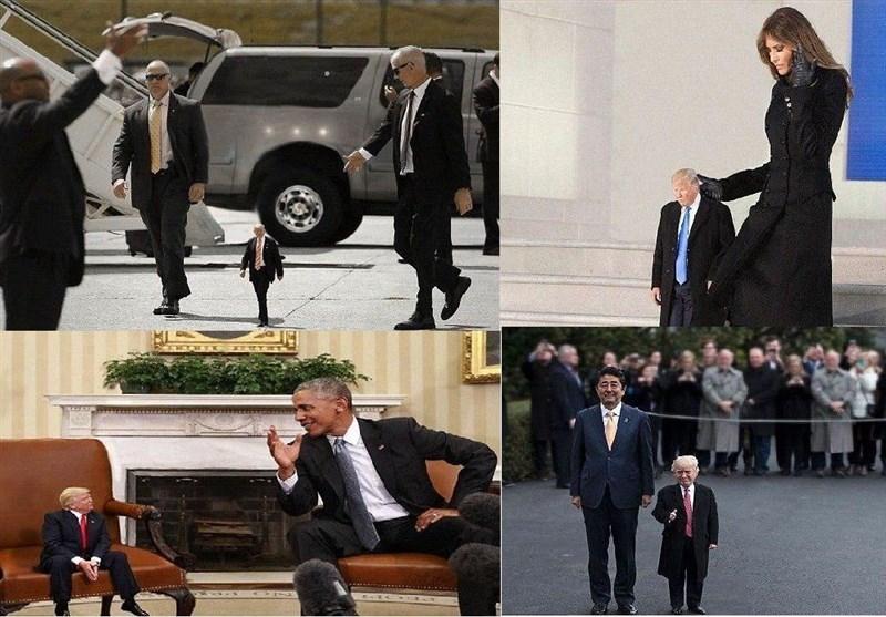 عکس / شوخی با ترامپ در فضای مجازی