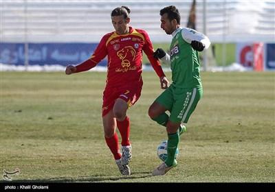 دیدار تیم های ماشین سازی تبریز و نفت تهران