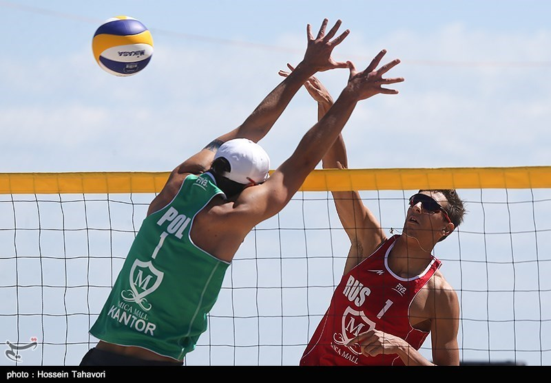 Kish Island to Host FIVB Beach Volleyball World Tour
