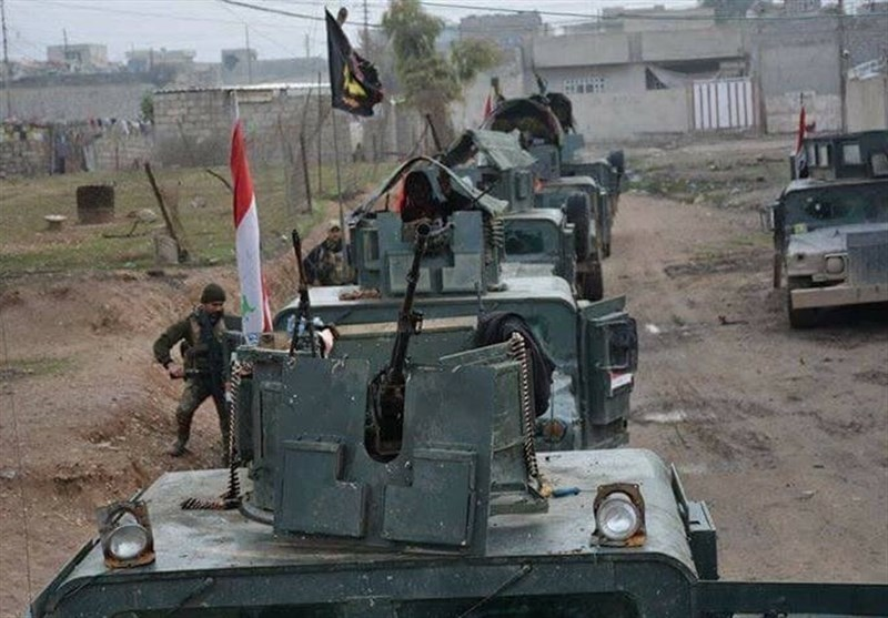 Iraqi Forces Battle Their Way toward Mosul Airport