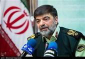 نشست خبری سردار رادان