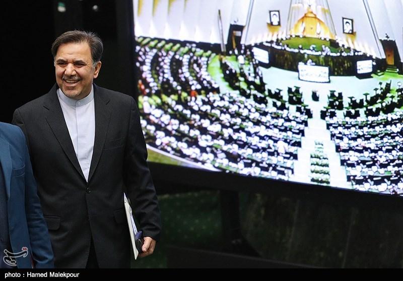 عباس آخوندی، وزیر راه و شهرسازی باقی ماند