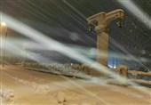 اعلام آمادهباش ستاد مدیریت بحران گیلان برای رویارویی با بارش برف یک متری 
