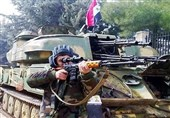 Army Continues to Inflict Losses on Terrorists across Syria