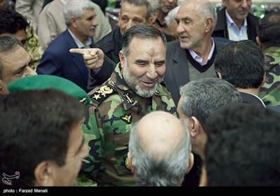 تصاویر/ امیر 'فرهاد آریانفر' بعنوان فرمانده ارتش در غرب کشور – کرمانشاه منصوب شد