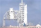 فیلم/فرود موفق موشک ناسا در محل پرتاب
