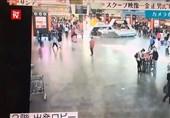 فیلم/لحظه ترور برادر رهبر کرهشمالی