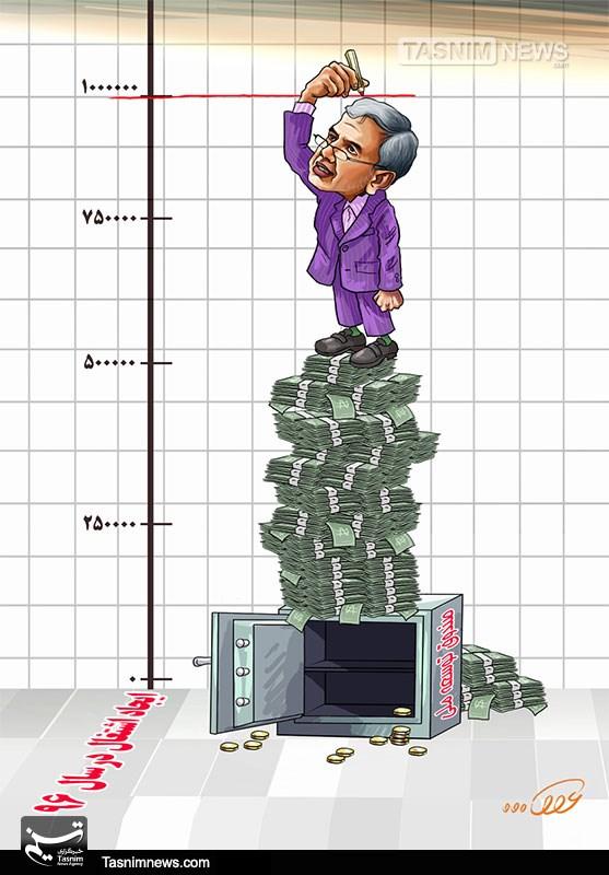 کاریکاتور/ وعده یک میلیون شغل در سال ۹۶!