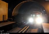 آیین بهره برداری خط دو مترو مشهد