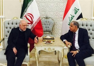 النفط الایرانی العراقی