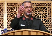 IRGC's Missile Attack Clear Message to Terrorists' Supporters: Commander
