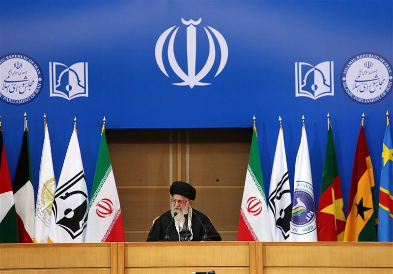 مشروح/امام خامنهای در کنفرانس انتفاضه فلسطین مطرح کردند توطئه جدید «دوستنمایان» علیه مقاومت/هر گروهی در خط مقاومت باشد با او همراهیم/انتفاضه سوم شکست دیگری به صهیونیستها تحمیل میکند