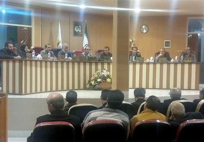 شورای شهر میانه