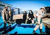 استقرار گروه جهادی پزشکی سپاه در یکی از محرومترین نقاط جنوب شرق کشور