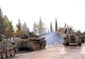الجیش السوری یحشد قواته فی درعا والمسلحون یعلنون عن معرکة جدیدة