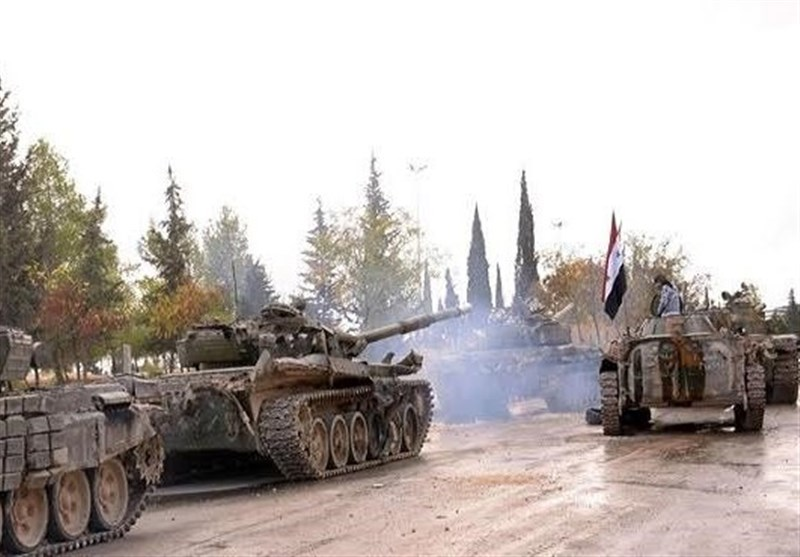 Syrian Army Advances in Several Fronts near Aleppo