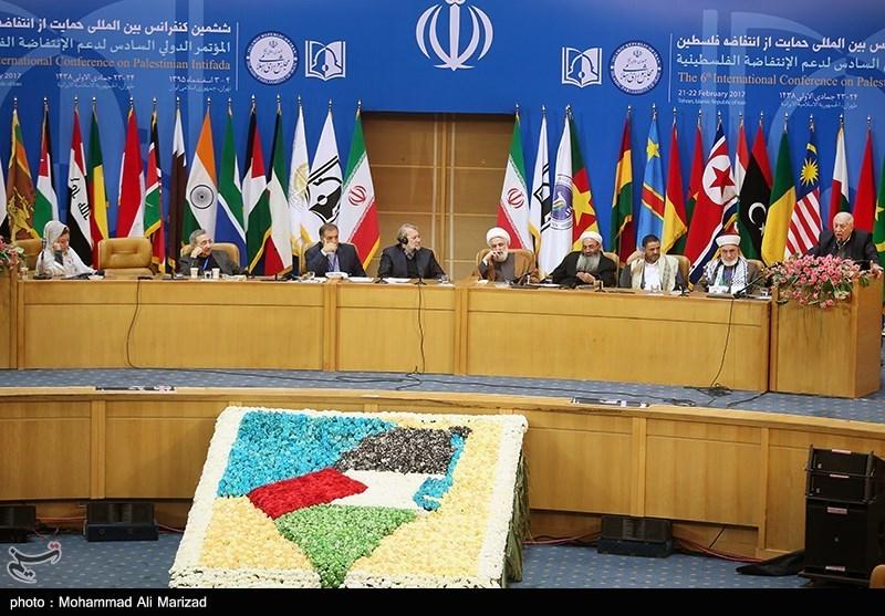 (النص الکامل).. البیان الختامی لمؤتمر طهران: خیار المقاومة السبیل الوحید لتحریر فلسطین
